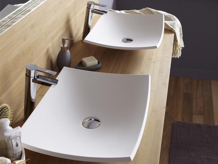 vasque a poser salle de bain Plombier Paris