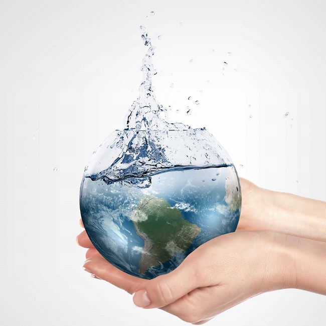 gaspillage de l'eau