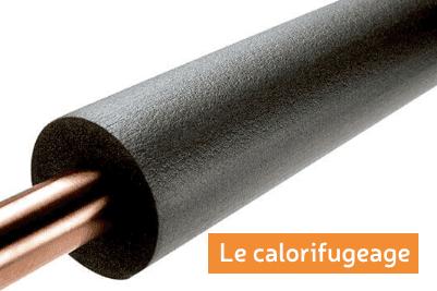 calorifugeage des canalisations