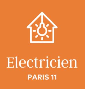 electricien Paris 11