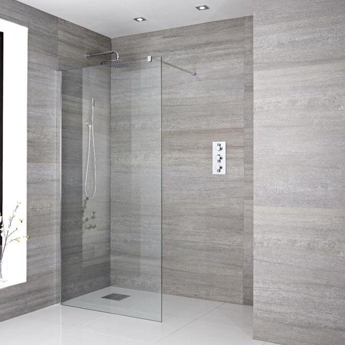 Installation douche a l'italienne sur Paris 8