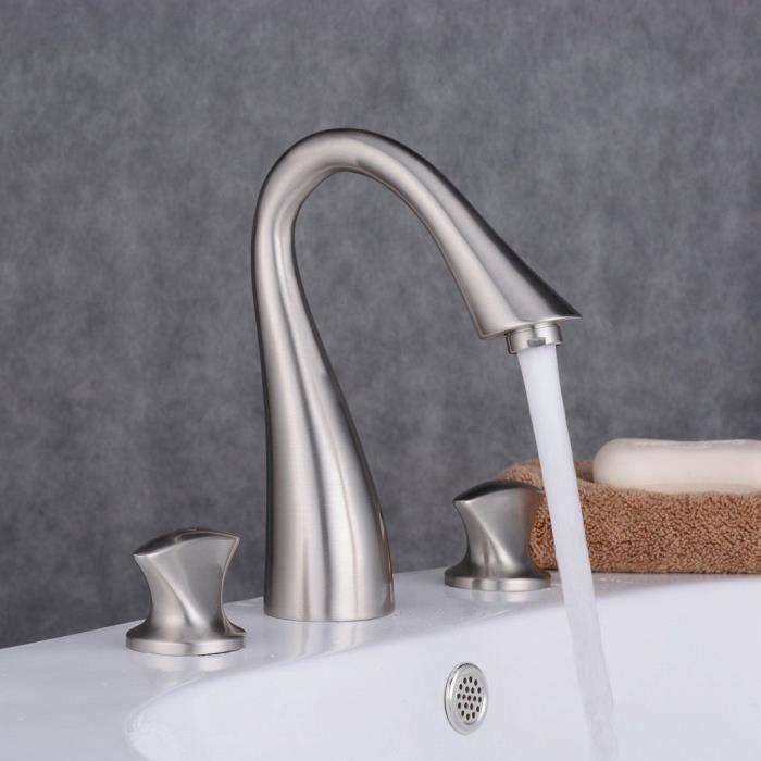Remplacement robinet mélangeur