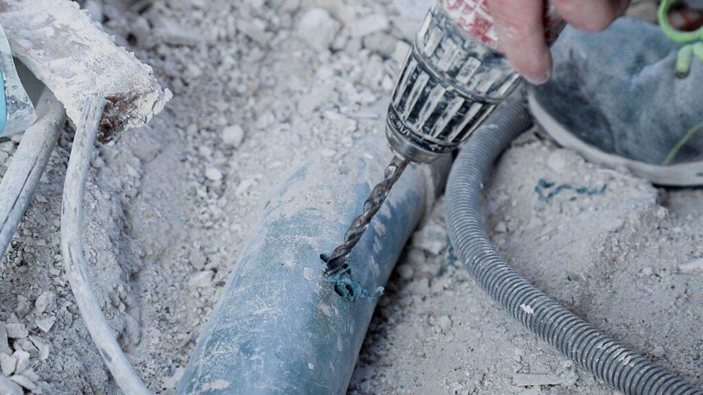 Rénovation complète plomberie Paris